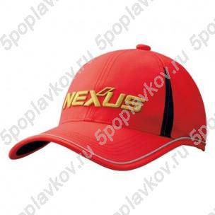 Кепка Shimano Nexus Water Repellent Cap красная