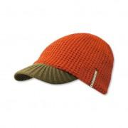 Шапка с козырьком Shimano Knit Cap коричневая