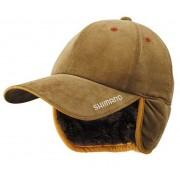 Кепка зимняя Shimano Corduroy Cap
