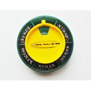 Набор грузил в коробке Maver Super Calibrati Mis. 3,4,5,6,7 (80г)