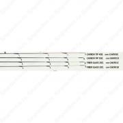 Хлыстики (квивертипы) для фидерного удилища Colmic Krionos