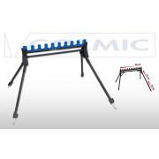 Подставка-гребенка Colmic Pro для 9 удилищ c ногами