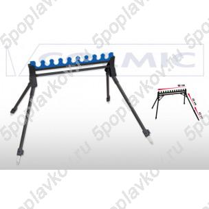 Подставка-гребенка Colmic Pro для 9 удилищ c телескопическими ногами