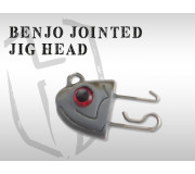 Джиг-головка Herakles Benjo Jointed Jig Head 5,5 г. (2шт)