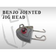 Джиг-головка Herakles Benjo Jointed Jig Head 5,5 г. (2шт)