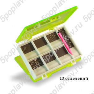 Коробка магнитная Stonfo двойная