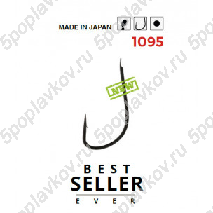 Крючки Maver Katana 1095 A Black Nickel (20 шт)