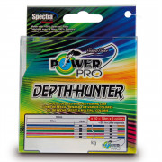Леска плетеная Power Pro 150 м разноцветная 0,06/3кг