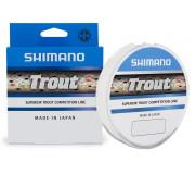 Леска прозрачная Shimano Trout 150 m 0,165 mm 2,85 кг