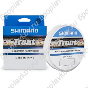 Леска Shimano Trout (150 м)