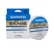 Леска Shimano Exage 150 м 0,125 мм 1,3 кг