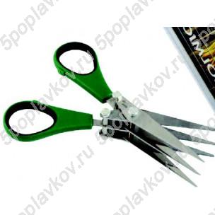Тройные ножницы для червей Colmic Triton