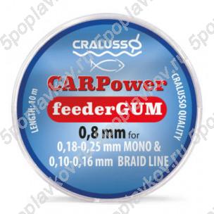 Резина фидерная Cralusso CARPower Feeder Gum (10 м)