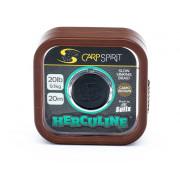 Поводковый материал Sufix Carp Spirit Herculine Braid коричневый (20 м)