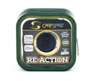 Поводковый материал Carp Spirit Reaction Braid