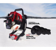 Мотоледобур Mora Ice Striemaster Honda