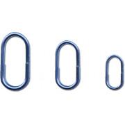 Овальные заводные кольца Colmic GM6025 (12 шт.)