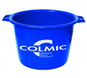 Ведро для прикормки пластиковое Colmic OFFICIAL TEAM (40 л.)