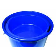 Полный комплект ведро/крышка/тазик Colmic Groundbait Bucket Official Team
