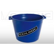Ведро для прикормки пластиковое Colmic Mastello (25 л)