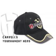 Бейсболка Herakles Cappello Tournament Nero