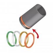Пластиковая пробка для удилища Stonfo Screwed Endpieces For Rods