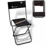 Стул складной с подставкой под удилище Zebco Pro Staff Chair RH