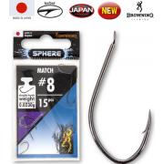 Крючки Browning Sphere Match (черный никель)