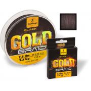 Шнур плетеный Browning Black Magic Gold Braid (150 м)
