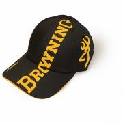 Кепка Browning (Чёрная с логотипом)