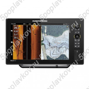Эхолот Humminbird Solix 12 CHIRP MSI+ GPS G2