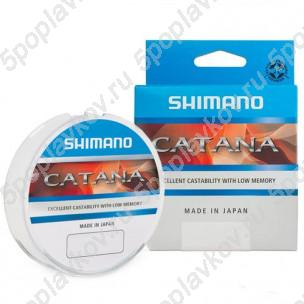 Леска Shimano Catana Spinning 100 м (Бесцветная)