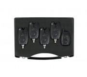 Набор электронных сигнализаторов поклевки Carp Spirit Blax Alarm X4 + Receiver X1