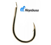 Крючки HAYABUSA HCHN-122 N.06 (NI)