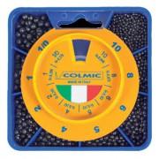 Набор грузил Colmic Sile Fine 8 размеров (200г)