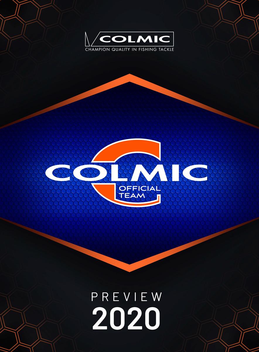 Анонс новинок Colmic 2020