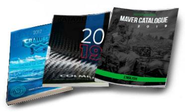Прайс и подборка свежих каталогов